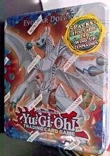YU-GI-OH! EVOLZAR DOLKKA COLLECTIBLE TIN 5 boosters and 5 rare cards