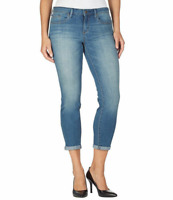 Jessica Simpson Mid Rise Straight Cuff Jeans White 6//28Nwts