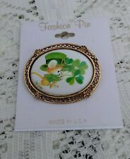 Irish pin St Patrick's day