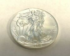 2015 USA One Dollar $1 Walking Liberty 1 Oz Fine Silver Coin  7139-1