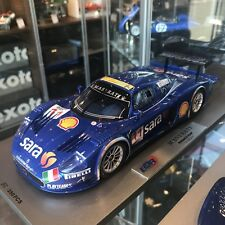 BBR 1/18 Maserati MC12 GT FIA 2007 Playteam #11 P1807