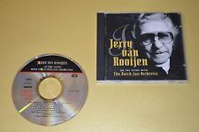 Jerry Van Rooijen - On The Scene With The Dutch Jazz Orchestra / Timeless 1994