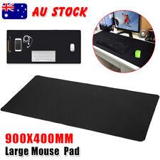 90x40cm Extra Large Mouse Pad PC Computer Desktop Gaming Keyboard Mat Anti-Slip