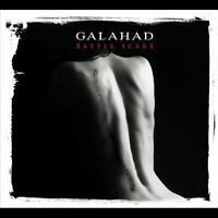 GALAHAD - BATTLE SCARS SEALED 2012 DIGIPAK UK NEO PROG