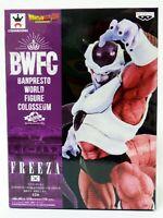 Dragon Ball Z FREEZA FRIEZA 2nd Form BWFC Banpresto World Figure Colosseum 2 NEW