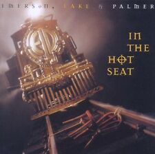 EMERSON, LAKE & PALMER - IN THE HOT SEAT (DELUXE EDITION)  2 CD NEU