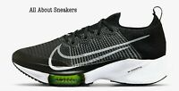 """Nike Air Zoom Tempo Next% """"Black/Volt/Wh"""" Men's Trainers All Sizes Limited Stock"""