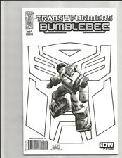 Transformers Bumblebee  1, 3,  (2009)  1:10 SKETCH VARIANTS!!   HIGH GRADE!!