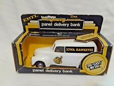 '50 CHEVY IOWA HAWEYES PANEL DELIVERY CAST IRON BANK TRUCK