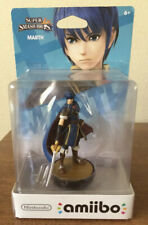 Amiibo MARTH Super Smash Bro. FIRE EMBLEM Nintendo Wii U 3DS Switch * NEW IN BOX