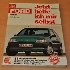 FORD Fiesta 1,1 1,3 1,4 1,6 1,8 1989 Motor Buch Reparaturanleitung JHIMS 140