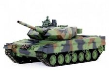 2.4Ghz 1/16 German Leopard 2A6 RC Tank Upgrade Super Metal w/Smoke & Sound RTR