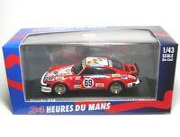 Porsche 934 No.69 24h LeMans 1978 (Braillard, Dagoreau, J.L.Ravenel, J.Ravenel)