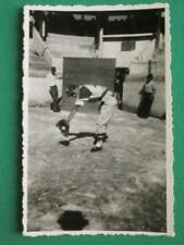 1944 BASEBALL FELIPE MUÑECA ITURRALDE BEISBOL ORIGINAL BLACK AND WHITE PHOTO