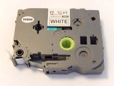 2St Schriftband Tape 12mm für BROTHER P-Touch P700