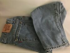 Levi's 550 women's light blue relaxed tapered Jeans Size 12 S  32x29
