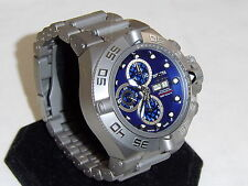 Invicta Subaqua Noma IV Limited Ed. Valjoux 7750 Automatic Watch 11047