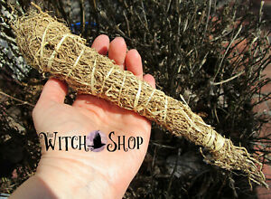 1 Dried Patchouli Root Bundle Wicca Witch Spell Herb Charm or Smudge