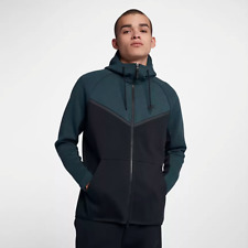 Nike Men'S Sportswear Tech Fleece Windrunner Size Xl Brand New