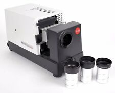 Leica Prado Universal slide projector with three lenses TESTED!