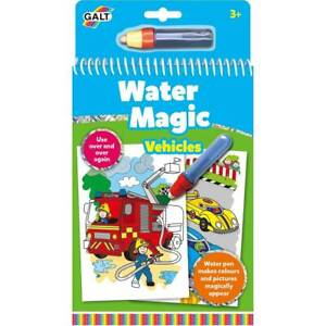 Galt Toys New  Water Magic Vehicles  - FAST & FREE DELIVERY