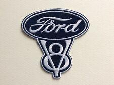 A432 Aufnäher Flicken Ford V8 9,5 10 CM
