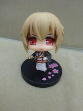 Official Hakuouki Mini Display Figure Prize Kazama Chikage  Boxed