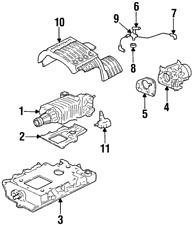 Genuine GM Supercharger Gasket 24507608