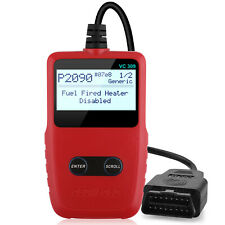 Universal VC309 OBDII Code Reader Car Engine Tester Diagnostic Tool OBD2 Scanner