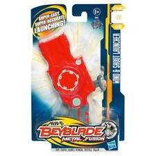Beyblade Electronic Wind & Shoot Launcher Metall Fusion Bayblade Bey Blade NEU