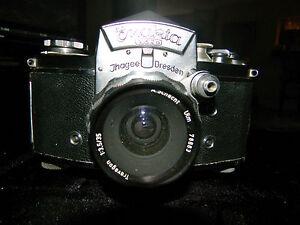 Exakta Camera VX 11a  w/box Cert.Registry & Import Cert. Brochures,manuals, VGC.