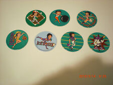 BETTY BOOP POGS C/S of ALL 7