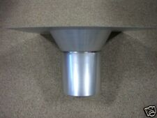 """5"""" flue adaptor plate stainless steel chimney connector"""