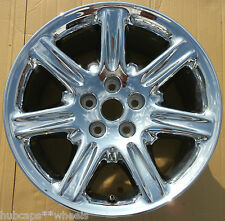 Jaguar XK8 18x9 OEM Factory Chrome Plated Rear Wheel Rim 7 Spoke 1997 1999 2000