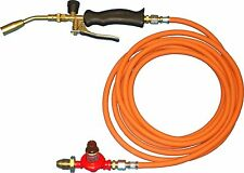 Plumbers Gas Torch Soldering Gas With Hose and Regulator