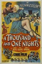 A Thousand And One Nights Movie Poster 24x36