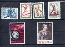 RUSSIA 1970 SG 3831 - 3838 to 3842 MNH