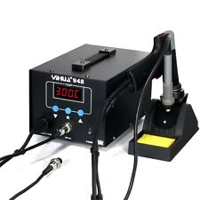 YIHUA-948 220-240V High quality Soldering Desoldering Station in digital  AU