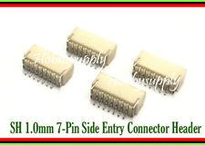 20 X MICRO SH 1.0 2Pin Maschio Alloggiamento Connettore a crimpare Donna Pin RC giocattolo SCHEDA PCB