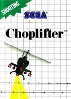 Choplifter - Sega Master System Game Only