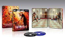 Wonder Woman 1984 SteelBook (4K Ultra HD/Blu-ray/Digital) Ship 3/30