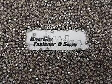 (25) 1/4 x 20 Stainless Steel Nylon Insert Lock / Stop / Nyloc Nuts 1/4-20 Nut
