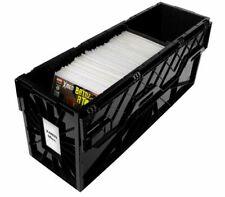 1 BCW Long Comic Book Storage Box Bin Plastic Heavy Duty Stackable - IN STOCK!
