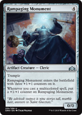 4x Rampaging Monument PLAYSET - MINT - Guilds of Ravnica - Uncommon - MTG