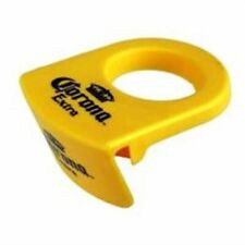 12 Bottle Holder Clips Corona in your Margarita Glass Cocktail Yellow Plastic