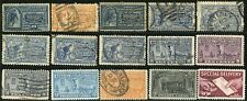USA Special Postal Delivery Stamps Postage Collection Used Mint LH