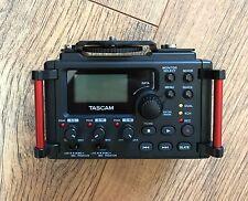 Tascam DR-60D MKII 4 Canali Registratore Digitale Portatile