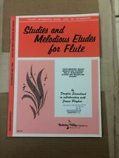 Studies and Melodious Etudes: Flute, Level 2 (Intermediate)