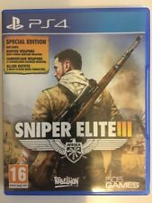 Sniper Elite III - Special Edition (PS4 Game) *VERY GOOD CONDITION*