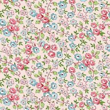 Quilting Treasures Bleeker Street Dainty Floral 23073-P Light Pink BTY